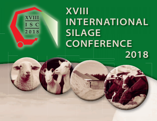 Hooi op XVIII Silage conference
